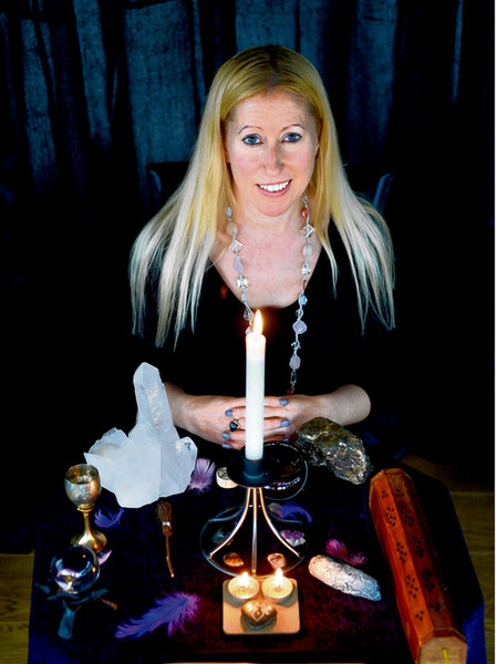 Patricia Weston Psychic, Skerries, Clairvoyant Medium, White Witch